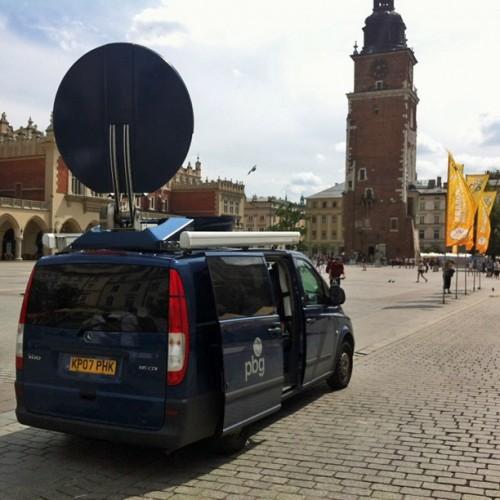 Euro 2012 w Krakowie to dodatkowa promocja miasta na świecie