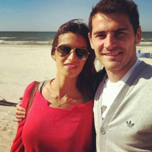 Znane osoby na Instagramie kogo obserwować Iker Casillas i Sara Carbonero Gniewino Plaża Pomorskie Bałtyk Polska