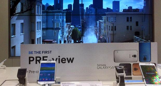 Samsung Brand Store to nowy sklep Samsunga w Galerii Bałtyckiej w Gdańsku. Premiera smarfona Galaxy S5