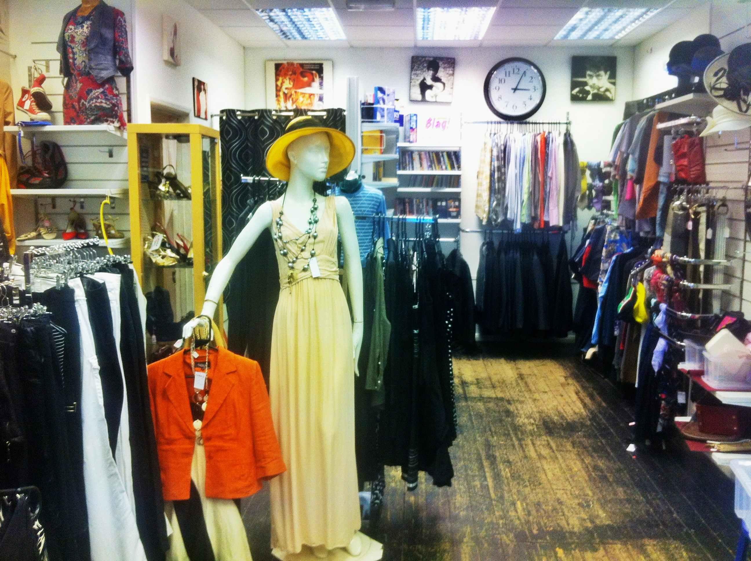 Charity Shops London