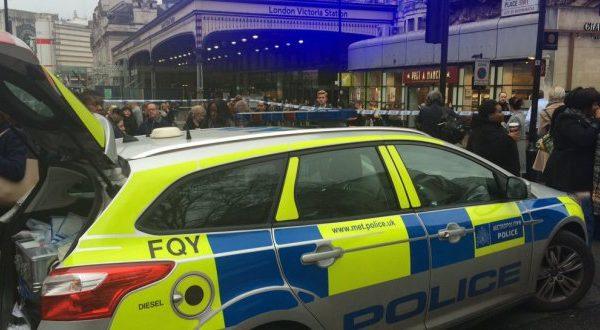 Alarm bombowy w Londynie