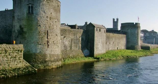 Atrakcje w Limerick w Irlandii podróże