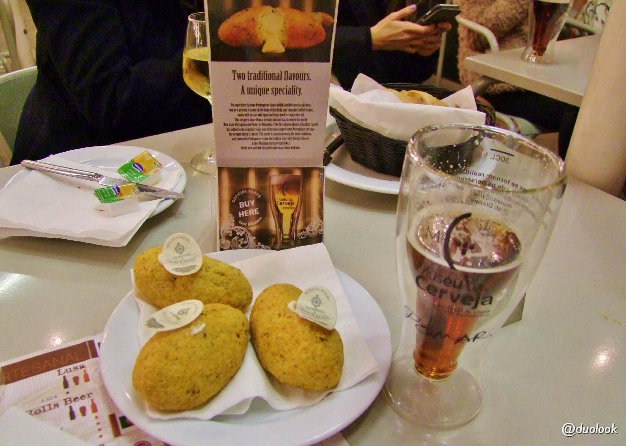 Co warto zjeść w Lizbonie Portugalia