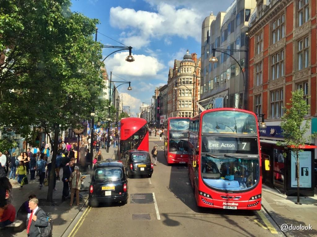 dzielnice Londynu lista borough