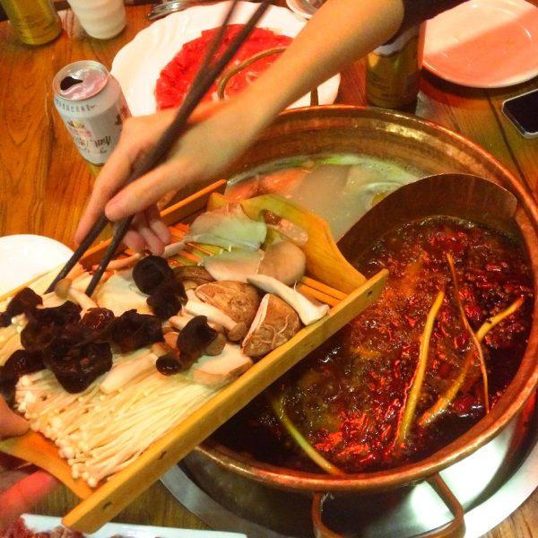 Co to jest hot pot warto zjeść w chinach