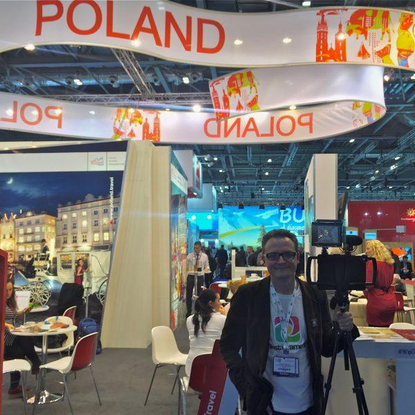 Polska na targach turystycznych World Travel Market w Londynie