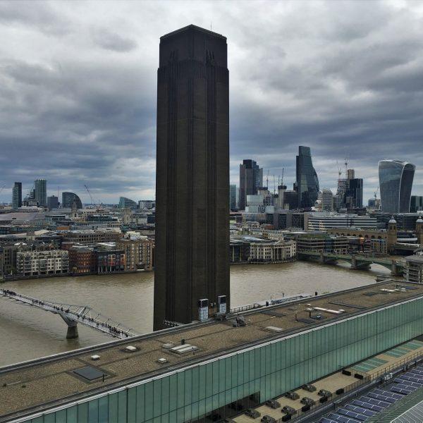 Muzeum Tate Modern w Londynie zwiedzanie