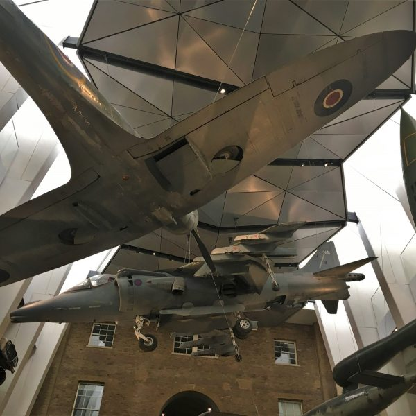 Imperial War Museum w Londynie zwiedzanie
