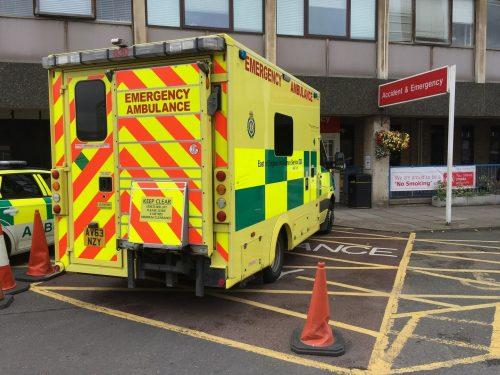 szpital Cambridge Addenbrookes