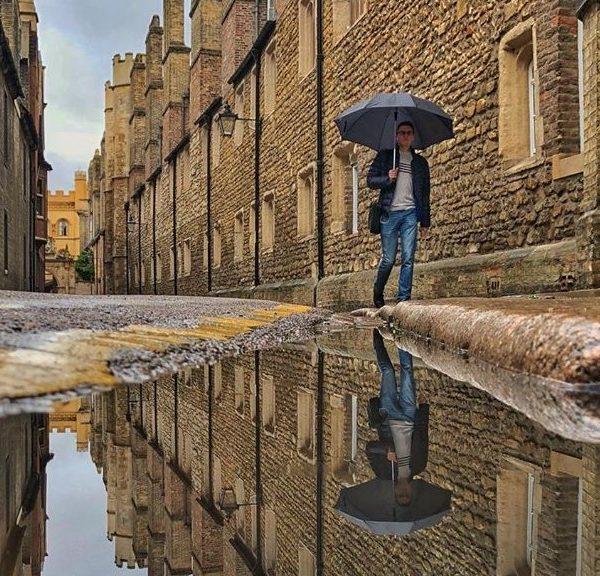 Instagram zwiedzanie Cambridge PhotoWalk na Airbnb Experience