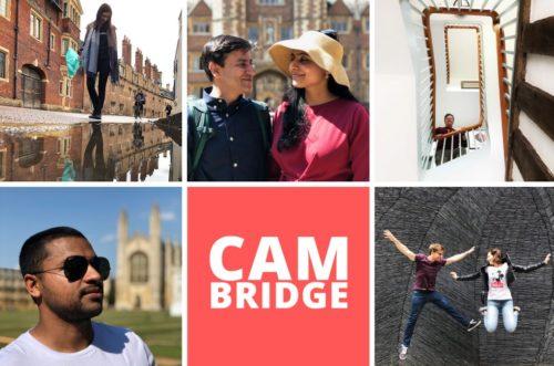 Alternatywne zwiedzanie Cambridge PhotoWalk Airbnb Experience Wielka Brytania