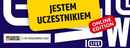 influencers live wroclaw konferencja online influencer marketing