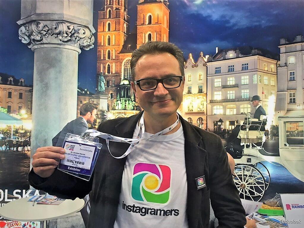 jaroslaw marciuk influencer marketing MICE Poland spotkania konferencje