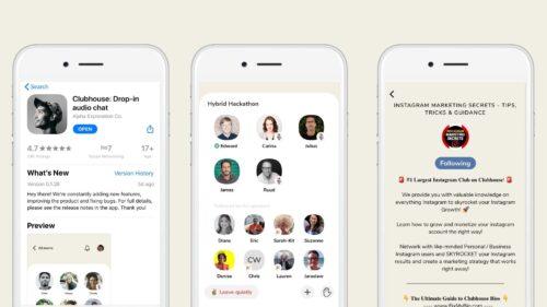co to jest clubhouse aplikacja iphone zaproszenie
