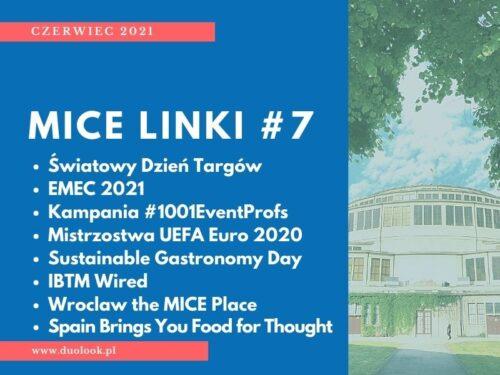 Branża MICE Polska wiadomości